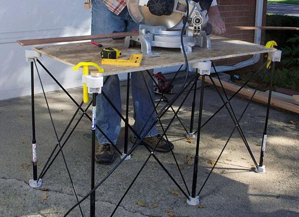 Centipede Tool de draagbare werktafel
