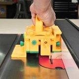 GRR-Ripper Complete System met 3D duwblok_