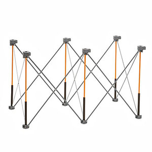 Centipede Support CK6S orange/grey